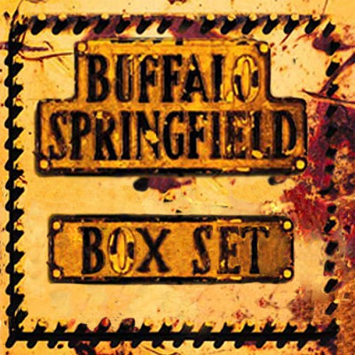 Buffalo Springfield Box Set Boxset Album Lyrics