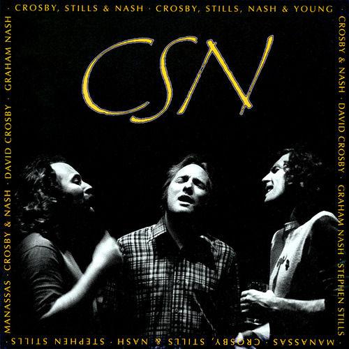 Crosby Stills Nash Just A Song Before I Go Dark Star